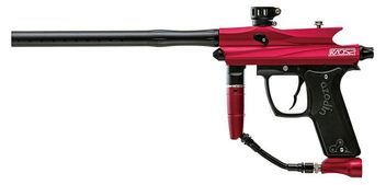 Azodin Kaos 2 Paintball Marker  - red