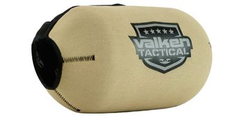 Valken Bottle Cover 68ci tan