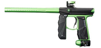 Paintball Marker Empire Mini GS - black / neon green