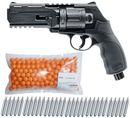 Umarex T4E HDR 50 RAM Revolver cal.50 inkl. 250 Paintballs cal.50 & 30x CO2 Kapseln (12g)