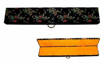 Holzbox / Aufbewahrungsbox / Transportbox für Katanas und Schwerter