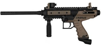 Paintball Markierer Tippmann Cronus Basic cal.50 - black / dark earth