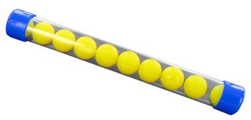 New Legion Nylon Balls cal.68 - 10 pcs. - yellow
