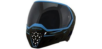 Empire EVS Paintball Maske - LE Ninja black/cyan