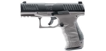 Walther PPQ M2 T4E RAM Home Defense Pistol - Tungsten Gray