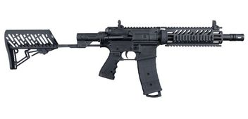 Tippmann TMC MagFed - black - incl. Air Stock (without HP System)