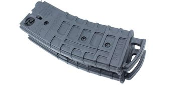 Tippmann 25rd Magazine with Coupler for TMC black - 2-Pack - Cal.50