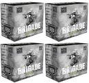 G.I. Sportz Brigade Paintballs für MagFed 4000 Stück - Yellow Fill