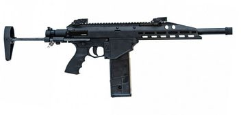 Paintball Markierer Milsig M5 XDC MagFed inkl. Airsoft Conversion Kit