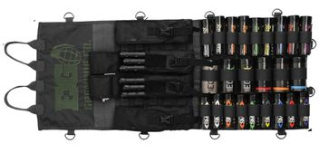 Enola Gaye Loadout Rauchgranaten Tasche / Molle Display - black
