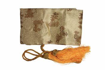 Tasche Schwert - Tasche Katana gold