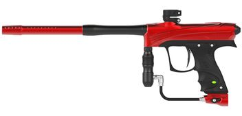 Paintball Markierer Dye Rize CZR - red/black