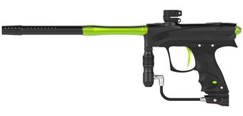 Paintball Markierer Dye Rize CZR - black/lime