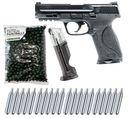 Smith & Wesson M&P9 2.0 T4E cal.43 Pistole inkl. Ersatzmagazin, 500 Paintballs cal.43 & 20x CO2 Kapseln (12g)