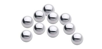 Steel Balls cal.43 Glass Breaker RAM Balls Home Defense for Pistols & Rifles - 10 pcs.