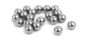 Steel Balls cal.43 Glass Breaker RAM Balls Home Defense for Pistols & Rifles - 20 pcs.
