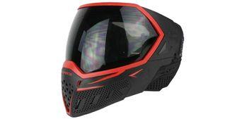 Empire EVS Paintball Maske - LE Ninja black/red