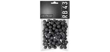 Umarex T4E RB Prac-Series Rubberballs cal.43 - 100 pcs.