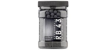 Umarex T4E RB Prac-Series Rubberballs cal.43 - 500 pcs.