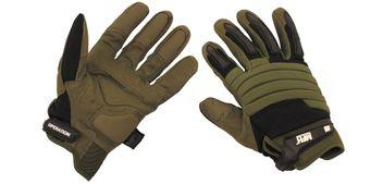 "Tactical Handschuhe ""Operation"" - oliv/schwarz"