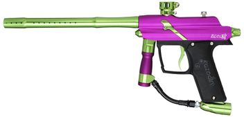 Azodin Blitz 4 Paintball Markierer - purple/green