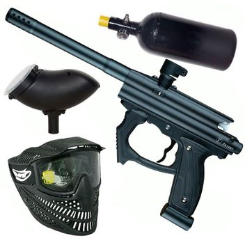 New Legion Riot 2 HP Paintball Set