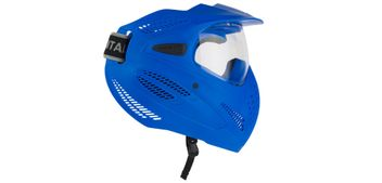 Paintball Maske Dye Rental SE Single - blau