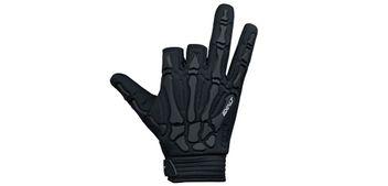 Exalt Death Grip Gloves / Paintball Handschuhe - schwarz