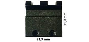Picatinny / Weaverschienen Adapter