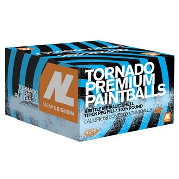 New Legion Tornado Paintballs