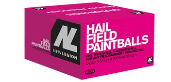 New Legion Hail Paintballs