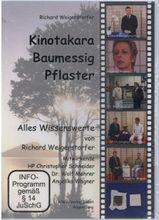 DVD: Weigerstorfer, Richard: Kinotakara  Baumessig Pflaster