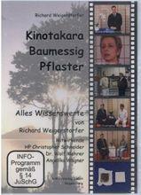 VHS Videokasette: Weigerstorfer, Richard: Kinotakara  Baumessigpflaster