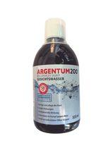Argentum 200 Kolloidales Silber 50 ppm 500 ml