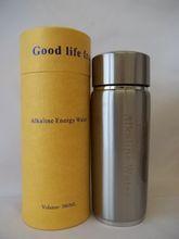 Alkaline Water Flask, Bereiter für alkalisches Wasser - silber