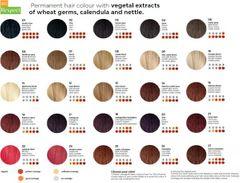 "Haarfarbe Martis Respect ""Ammonia-Free"" Hair Color * VERY LIGHT BLONDE – No. 09"
