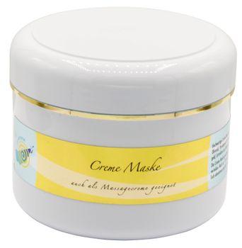 Massagecreme - Crememaske 250 ml
