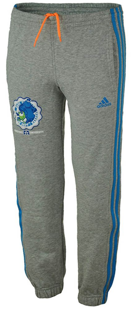 Adidas LK DY M Sweat Pants Kids Kinder Sweathose Trainingshose Grau – Bild 1