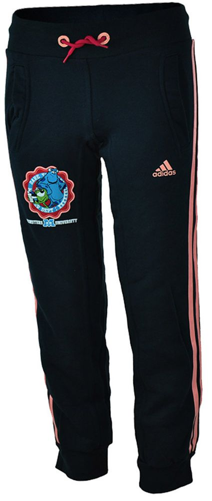 Adidas LK DY M Sweat Pants Girls Mädchen Sweathose Trainingshose Schwarz