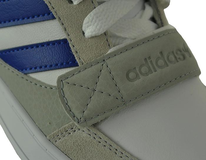 Weiß Sneaker Defender Top Court Originals Mens High Hard Adidas Herren TJFc3K15lu
