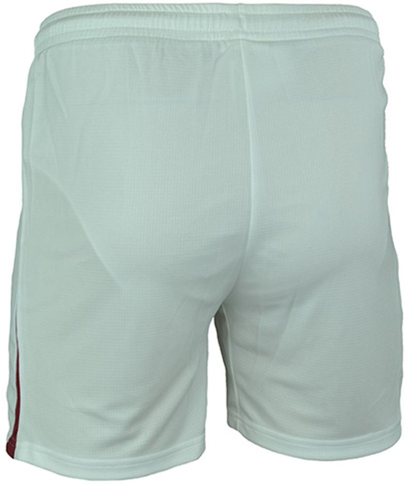 Puma Powercat 5.10 Shorts Junior RAPID Kinder Short Kurze Hose Weiß – Bild 3