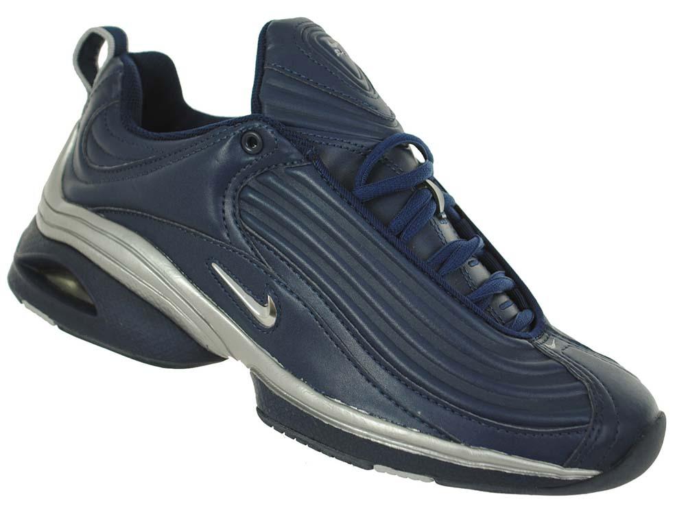 Nike Air Shiver Plus Herren SportLifestyle Sneaker Navy/Silber
