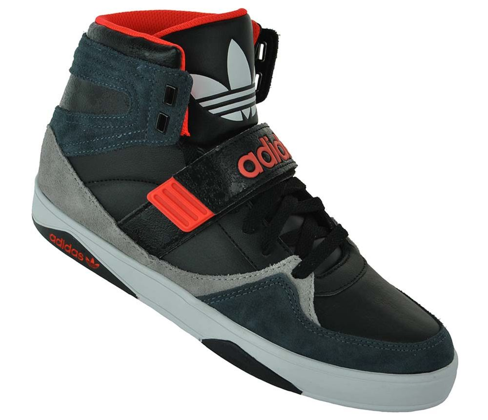 Adidas Space Diver 2.0 Originals Herren High Top Sneaker Schwarz – Bild 1