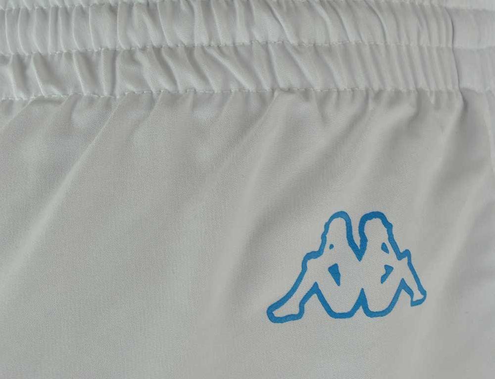 Kappa Radon Bermuda Herren Sport Lifestyle Short Kurze Hose Weiß – Bild 4