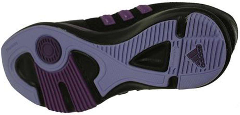 Adidas Core 50 Womens Damen Fitness Freizeit Sport Sneaker Schwarz Gr. 36.5 – Bild 2