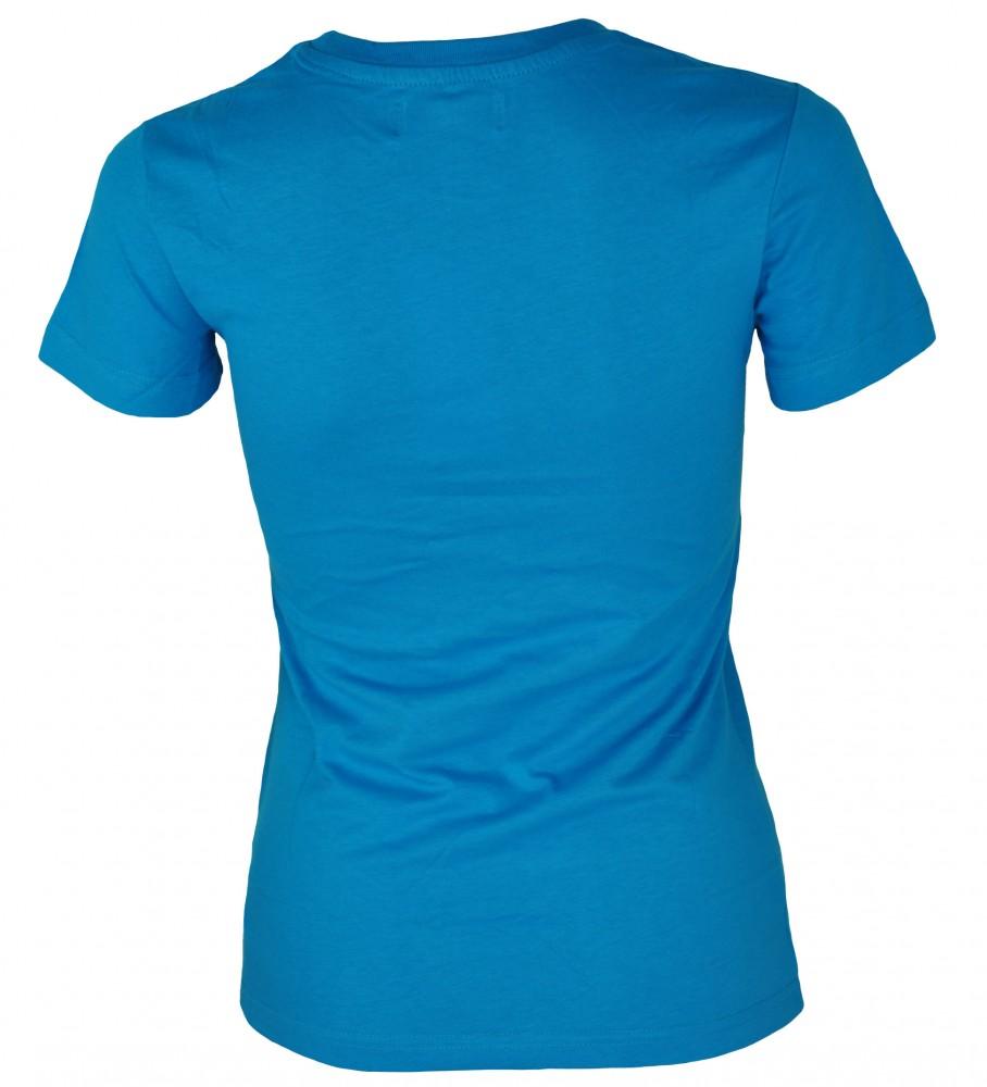 Adidas Trefoil Tee Multicolor Womens Damen Originals Shirt T-Shirt Türkis – Bild 3