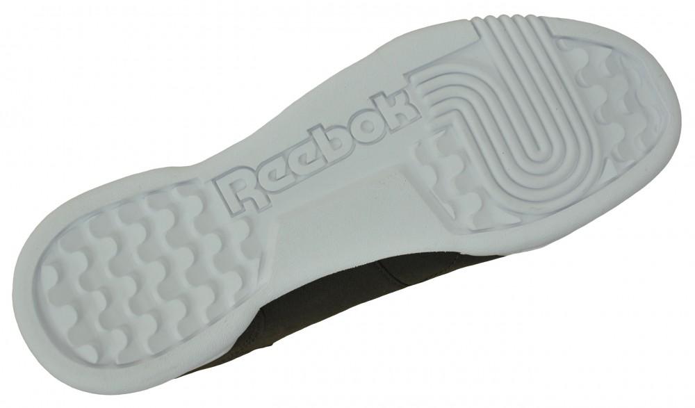 Reebok workout plus 60/40 Mens Herren Classic Sneaker Sportschuhe Braun – Bild 6