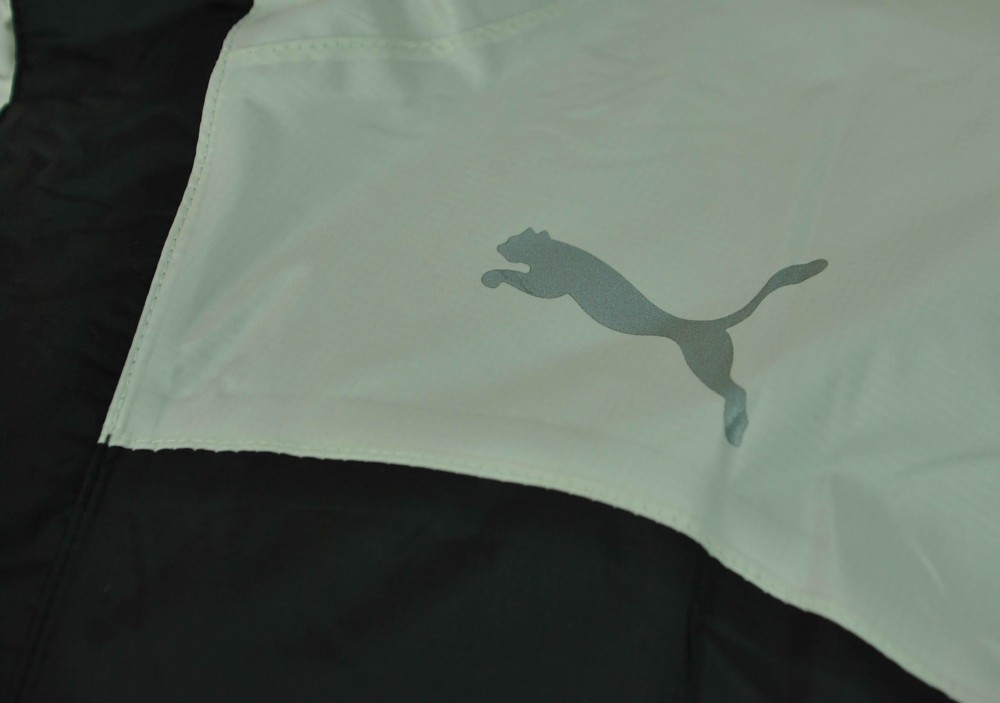 Puma City 2.0 Jacket Mens Storm Cell Herren Windjacke Regenjacke Jacke Schwarz – Bild 2