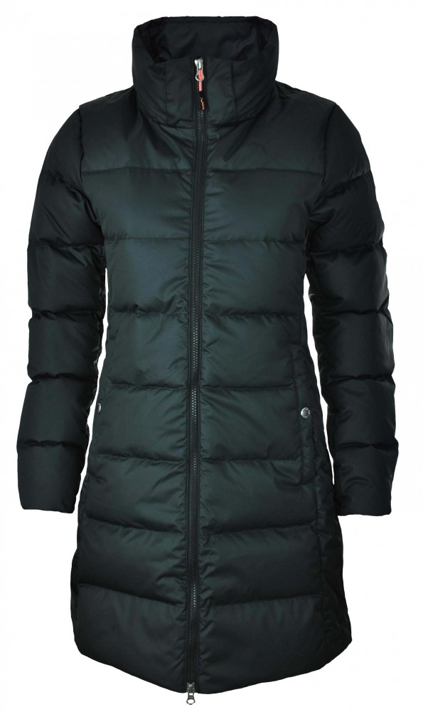 Puma FD Cat Down Jacket Slim Fit Damen Daunen Mantel Winterjacke Jacke Schwarz – Bild 6