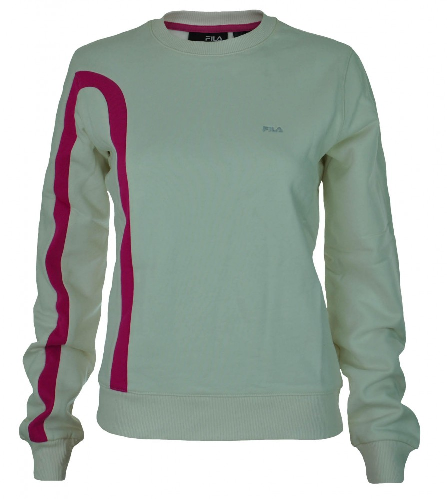 Fila Crew Neck Sweat Womens Damen Sport Fitness Sweatshirt – Bild 6